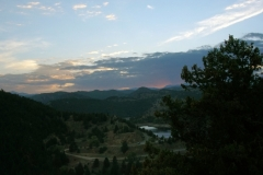 Colorado skies