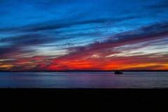Still pretty sunset